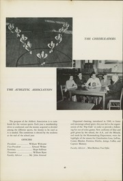 Page 64, 1946 Edition, Gilbert School - Miracle Yearbook (Winsted, CT) online yearbook collection