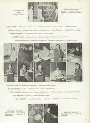 Page 15, 1955 Edition, Bloomfield High School - Tattler Yearbook (Bloomfield, CT) online yearbook collection