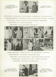 Page 16, 1955 Edition, Bloomfield High School - Tattler Yearbook (Bloomfield, CT) online yearbook collection