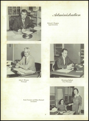 Page 10, 1956 Edition, Bloomfield High School - Tattler Yearbook (Bloomfield, CT) online yearbook collection