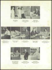 Page 11, 1956 Edition, Bloomfield High School - Tattler Yearbook (Bloomfield, CT) online yearbook collection