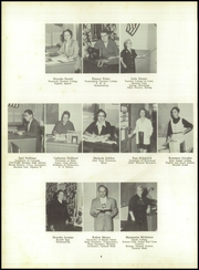 Page 12, 1956 Edition, Bloomfield High School - Tattler Yearbook (Bloomfield, CT) online yearbook collection