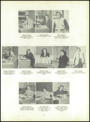 Page 13, 1956 Edition, Bloomfield High School - Tattler Yearbook (Bloomfield, CT) online yearbook collection