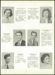 Page 17, 1956 Edition, Bloomfield High School - Tattler Yearbook (Bloomfield, CT) online yearbook collection