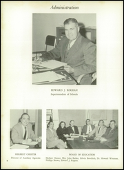 Page 12, 1957 Edition, Bloomfield High School - Tattler Yearbook (Bloomfield, CT) online yearbook collection