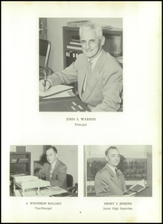 Page 13, 1957 Edition, Bloomfield High School - Tattler Yearbook (Bloomfield, CT) online yearbook collection