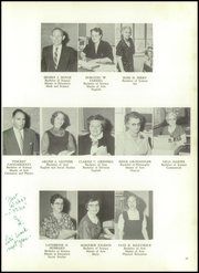 Page 15, 1957 Edition, Bloomfield High School - Tattler Yearbook (Bloomfield, CT) online yearbook collection