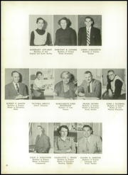 Page 16, 1957 Edition, Bloomfield High School - Tattler Yearbook (Bloomfield, CT) online yearbook collection