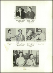 Page 17, 1957 Edition, Bloomfield High School - Tattler Yearbook (Bloomfield, CT) online yearbook collection