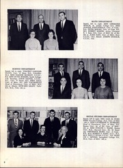 Page 12, 1963 Edition, Bloomfield High School - Tattler Yearbook (Bloomfield, CT) online yearbook collection
