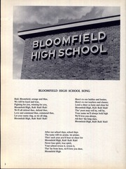 Page 6, 1963 Edition, Bloomfield High School - Tattler Yearbook (Bloomfield, CT) online yearbook collection
