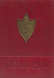 1952 Edition, Valley Regional High School - Triad Yearbook (Deep River, CT)