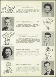 Page 15, 1952 Edition, Valley Regional High School - Triad Yearbook (Deep River, CT) online yearbook collection