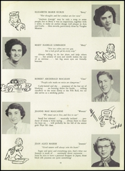 Page 17, 1952 Edition, Valley Regional High School - Triad Yearbook (Deep River, CT) online yearbook collection