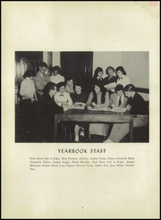 Page 6, 1952 Edition, Valley Regional High School - Triad Yearbook (Deep River, CT) online yearbook collection