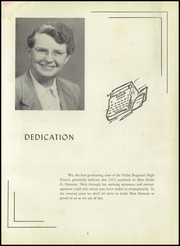 Page 7, 1952 Edition, Valley Regional High School - Triad Yearbook (Deep River, CT) online yearbook collection