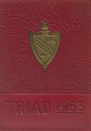 1953 Edition, Valley Regional High School - Triad Yearbook (Deep River, CT)