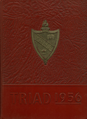 1956 Edition, Valley Regional High School - Triad Yearbook (Deep River, CT)