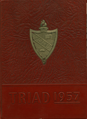 1957 Edition, Valley Regional High School - Triad Yearbook (Deep River, CT)