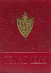 1959 Edition, Valley Regional High School - Triad Yearbook (Deep River, CT)