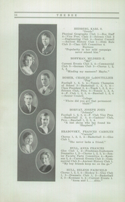 Page 16, 1932 Edition, Roger Ludlowe High School - Fairfieldiana Yearbook (Fairfield, CT) online yearbook collection
