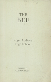 Page 3, 1932 Edition, Roger Ludlowe High School - Fairfieldiana Yearbook (Fairfield, CT) online yearbook collection