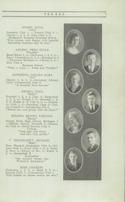 Page 9, 1932 Edition, Roger Ludlowe High School - Fairfieldiana Yearbook (Fairfield, CT) online yearbook collection