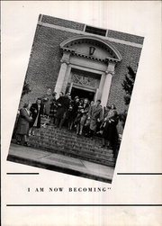 Page 7, 1940 Edition, Roger Ludlowe High School - Fairfieldiana Yearbook (Fairfield, CT) online yearbook collection