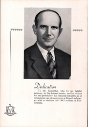 Page 10, 1943 Edition, Roger Ludlowe High School - Fairfieldiana Yearbook (Fairfield, CT) online yearbook collection