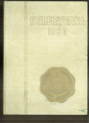 1950 Edition, Roger Ludlowe High School - Fairfieldiana Yearbook (Fairfield, CT)