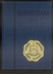 1951 Edition, Roger Ludlowe High School - Fairfieldiana Yearbook (Fairfield, CT)