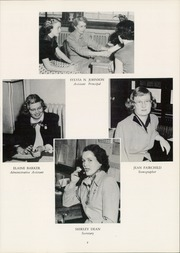 Page 11, 1951 Edition, Roger Ludlowe High School - Fairfieldiana Yearbook (Fairfield, CT) online yearbook collection