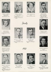 Page 13, 1951 Edition, Roger Ludlowe High School - Fairfieldiana Yearbook (Fairfield, CT) online yearbook collection