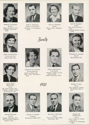 Page 15, 1951 Edition, Roger Ludlowe High School - Fairfieldiana Yearbook (Fairfield, CT) online yearbook collection