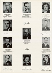 Page 16, 1951 Edition, Roger Ludlowe High School - Fairfieldiana Yearbook (Fairfield, CT) online yearbook collection