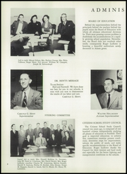 Page 12, 1952 Edition, Roger Ludlowe High School - Fairfieldiana Yearbook (Fairfield, CT) online yearbook collection