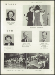 Page 15, 1952 Edition, Roger Ludlowe High School - Fairfieldiana Yearbook (Fairfield, CT) online yearbook collection