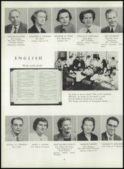 Page 16, 1952 Edition, Roger Ludlowe High School - Fairfieldiana Yearbook (Fairfield, CT) online yearbook collection