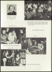 Page 17, 1952 Edition, Roger Ludlowe High School - Fairfieldiana Yearbook (Fairfield, CT) online yearbook collection