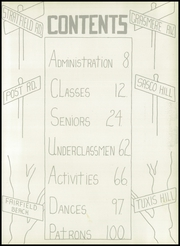 Page 9, 1952 Edition, Roger Ludlowe High School - Fairfieldiana Yearbook (Fairfield, CT) online yearbook collection