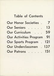 Page 10, 1956 Edition, Roger Ludlowe High School - Fairfieldiana Yearbook (Fairfield, CT) online yearbook collection