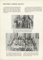 Page 12, 1956 Edition, Roger Ludlowe High School - Fairfieldiana Yearbook (Fairfield, CT) online yearbook collection