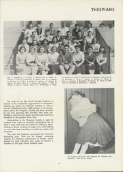 Page 13, 1956 Edition, Roger Ludlowe High School - Fairfieldiana Yearbook (Fairfield, CT) online yearbook collection