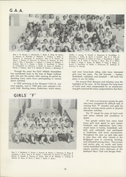 Page 14, 1956 Edition, Roger Ludlowe High School - Fairfieldiana Yearbook (Fairfield, CT) online yearbook collection
