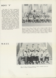 Page 15, 1956 Edition, Roger Ludlowe High School - Fairfieldiana Yearbook (Fairfield, CT) online yearbook collection