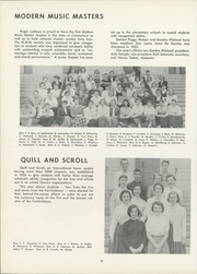 Page 16, 1956 Edition, Roger Ludlowe High School - Fairfieldiana Yearbook (Fairfield, CT) online yearbook collection