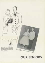 Page 17, 1956 Edition, Roger Ludlowe High School - Fairfieldiana Yearbook (Fairfield, CT) online yearbook collection