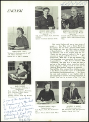 Page 14, 1959 Edition, Roger Ludlowe High School - Fairfieldiana Yearbook (Fairfield, CT) online yearbook collection