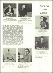 Page 15, 1959 Edition, Roger Ludlowe High School - Fairfieldiana Yearbook (Fairfield, CT) online yearbook collection