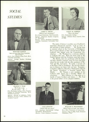 Page 16, 1959 Edition, Roger Ludlowe High School - Fairfieldiana Yearbook (Fairfield, CT) online yearbook collection